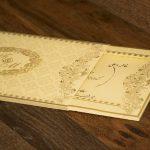 کارت عروسی نفیس حجمی - کد ARG-773