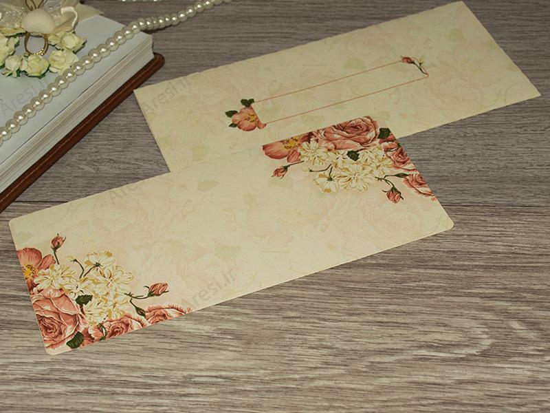 کارت عروسی لاکچری - کد ARG-701