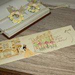 کارت عروسی فانتزی - کد ARG-734