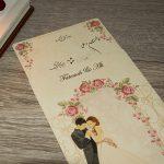 کارت عروسی فانتزی - کد ARG-781