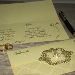کارت عروسی کلاسیک - کد ARG-742
