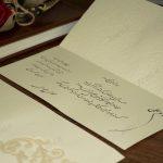 کارت عروسی کلاسیک - کد ARG-678